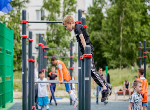 Новые спортплощадки и бесплатных инструкторов к ним пообещали организовать для жителей Ростова