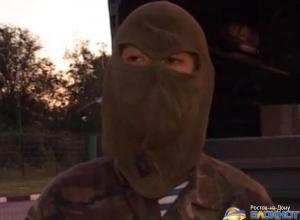 Нацгвардейцы, попавшие в окружение в ЛНР, попросили помощи в эвакуации у донских пограничников. Видео