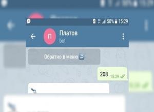 Аэропорт «Платов» запустил официальный чат-бот в Telegram