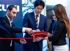 Suzuki открыла новый дилерский центр в Ростове-на-Дону