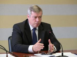 Зловонный запах коммунальной катастрофы в Таганроге поднял рейтинги губернатора Голубева