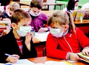 Роспотребнадзор: В Ростовской области эпидпорог по гриппу превышен на 100 %