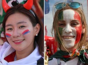Баттл красоты: мексиканки против кореянок в Ростове