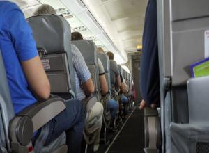 Вместо солнечной Греции перебравший с алкоголем пассажир  самолета попал в СИЗО в Ростове