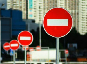 Движение на южном подъезде к Ростову ограничили до конца года