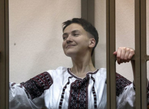 Порошенко попросил Путина освободить Савченко