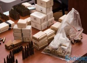 Ростовчанин на даче хранил арсенал оружия