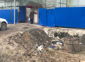 Апокалипсис на ростовской улице Станиславского превратил жизнь горожан в ад