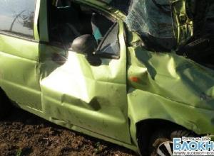 ДТП с участием полицейского в Ростовской области: 3 травмированы, 2 погибли