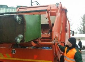 55,7 млн рублей - в такую сумму оценили власти Ростова-на-Дону вывоз мусора на свалку