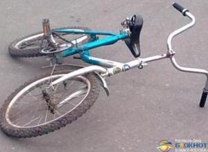 В Ростовской области девушка-водитель на ВАЗе сбила 11-летнюю велосипедистку