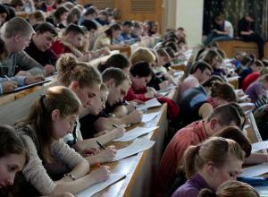 312 ростовчан написали Тотальный диктант