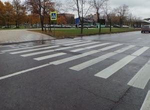 В Ростове 22-летний водитель иномарки не заметил 9-летнего мальчика на пешеходном переходе и сбил его