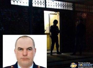 Сотрудника одной из спецслужб проверяют на причастность к расстрелу ростовских полицейских