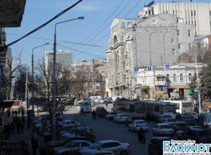 В Ростове из-за подозрительной сумки в автобусе оцепили территорию рядом со штабом СКВО