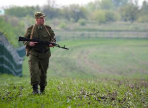 Пограничники Ростова отреагировали на задержание украинского воина-перебежчика