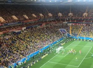172 тысячи зрителей принял заполненный до отказа стадион «Ростов-арена»