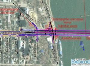 В Ростове из-за реконструкции Ворошиловского моста на год закроют улицу Донскую