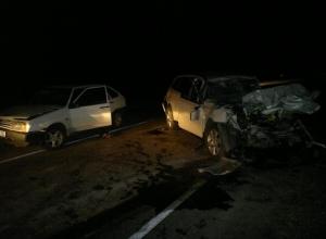 В ДТП в Багаевском районе погибла 16-летняя девочка, еще три человека доставлены в больницу