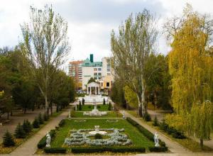 Новый парк появится у жителей Александровки вместо заваленных мусором посадок