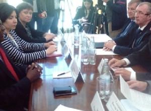 Представители ООН прибыли в Ростовскую область для изучения проблемы украинских беженцев