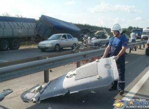 В ДТП на трассе М-4 «Дон» погибли 3-летний ребенок и 18-летняя девушка