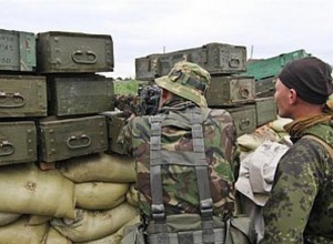 По делу об обстреле КПП Гуково задержаны четыре украинских офицера