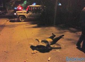 В Ростове таксист сбил семейную пару и скрылся: 1 погиб, 1 пострадал