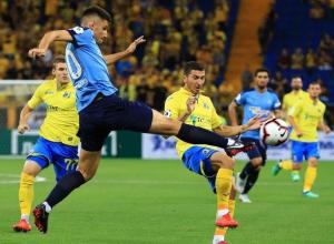 ФК «Ростов» проиграл «Крыльям Советов» со счетом 0:1