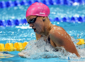 На чемпионате мира в Испании Юлия Ефимова едва не подралась с китайской пловчихой