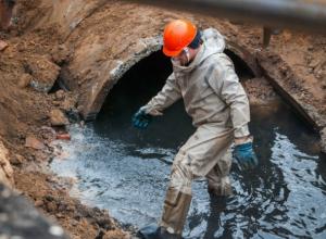 Серьезная коммунальная авария оставила без воды 250 тысяч человек под Ростовом
