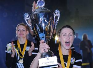 Волевые донские красавицы разбили немок и впервые завоевали Кубок ЕГФ