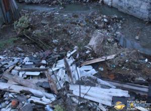 Суд обязал администрацию Ростова очистить от мусора балку Безымянную