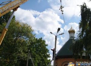 В Ростовской области спасатели своими руками построили православную часовню