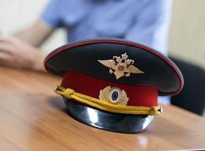 Замначальника донской полиции отстранен от должности