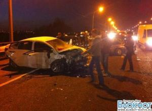 Под Ростовом в ДТП в районе «Тачанки» погибла женщина-пассажир