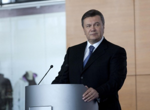 На пресс-конференции в Ростове Янукович заявил, что Украина движется к банкротству
