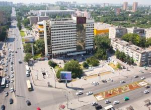 В Ростове суд запретил строить 22-этажный дом на месте старого фонтана