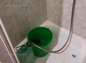 «Космических» ростовчан оставят без капли воды