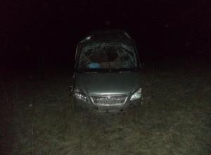 В Ростовской области по вине пьяного водителя в ДТП пострадал ребенок