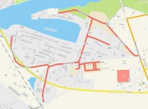 В Ростове жители улицы Шоссейной на Левом берегу Дона жалуются на отсутствие автобусов