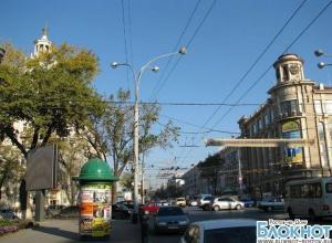В Ростове ликвидировать пробки намерены за счет сужения полос