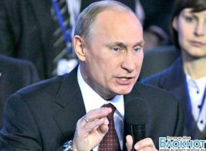 На конференции в Ростове Путин заявил о возрождении звания «Герой труда»