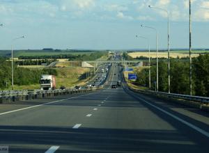 Капитальный ремонт автомагистрали М-4 «Дон» начался в Аксайском районе