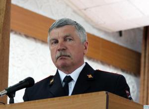 Новым начальником МУ МВД «Волгодонское» назначен пенсионер из Благовещенска