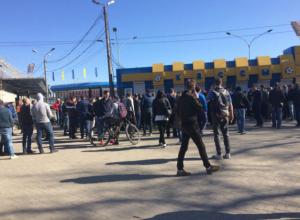 Срыв продажи билетов на «Ростов-Арену» объяснили неработающей системой контроля нового стадиона