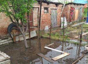 Аварийная система водоотведения привела к масштабному затоплению города в Ростовской области