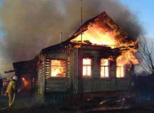 Трое бандитов забили насмерть мужчину в Ростовской области и сожгли его дом