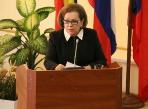 Глава Ростова призналась Голубеву, что ездит на маршрутках «к маме»