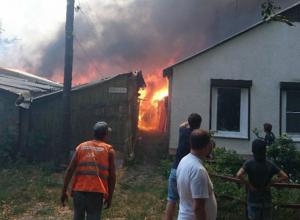 На месте 120 сгоревших ростовских домов возведут социальные объекты